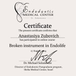 Broken instrument in Endolife-Zubovich Anastasiya-1